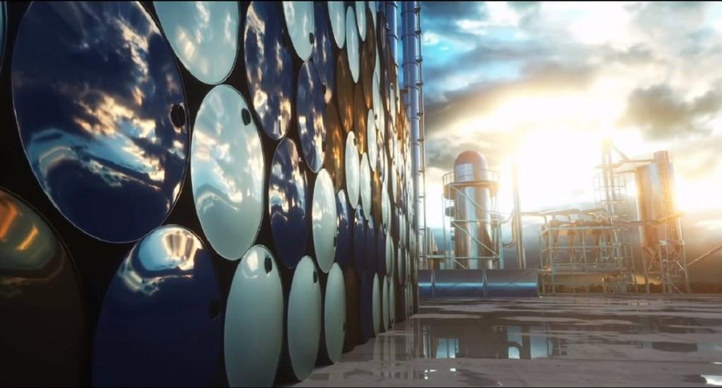 Demanda mundial de petróleo cae a niveles de 2013, según Agencia Internacional de la Energía - Barriles de petróleo. Captura de pantalla / Pemex