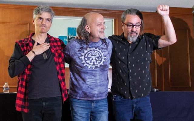 Botellita de Jerez grabará temas de Armando Vega-Gil - Foto de Notimex