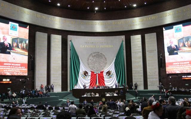 Cámara de Diputados avala en lo general la reforma laboral - Foto de Notimex-Oscar Ramírez.