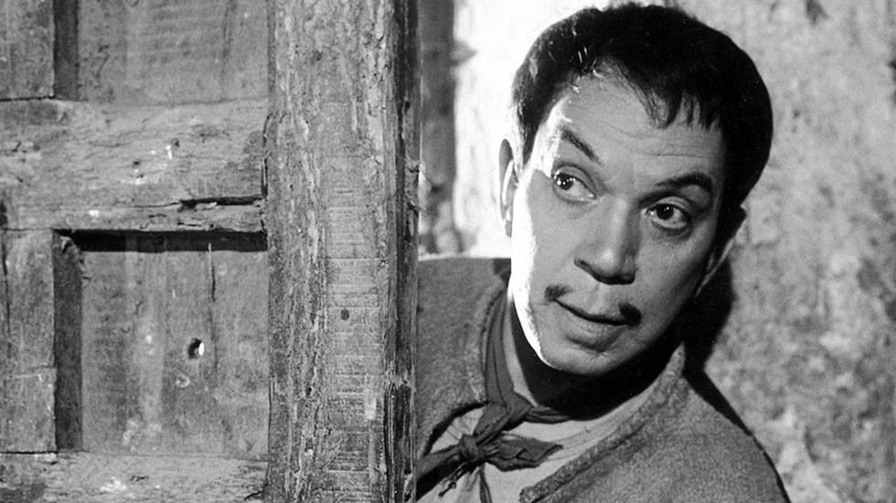 'Cantinflas': actor, bailarín, torero y ganador del Globo de Oro - Foto de SINAFO.