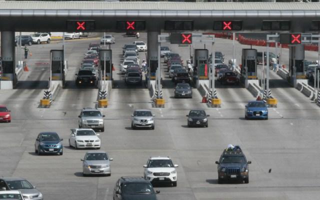 Se equilibra ingreso y salida de vehículos en la Ciudad de México - Foto de Notimex