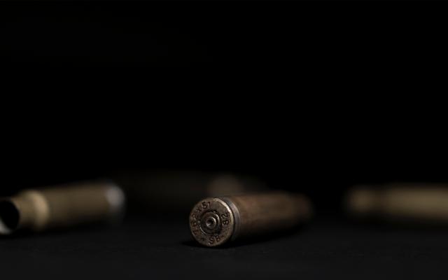 Comando armado ejecuta a cuatro hombres en Taxco - Casquillos percutidos (Taxco)