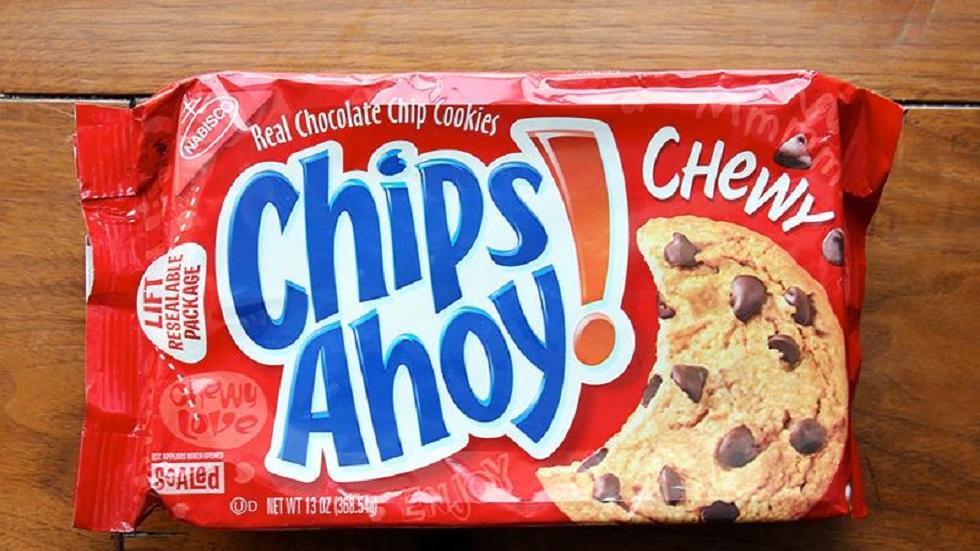 Retiran galletas Chewy Chips Ahoy por