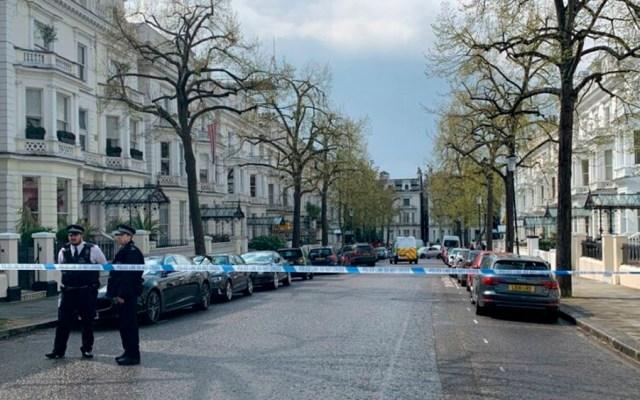 Embisten con vehículo al automóvil del embajador de Ucrania en Londres - Foro de Katayama Hiroaki
