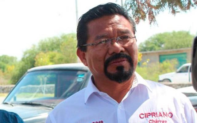 Charrez regresa a laCámara de Diputados para su desafuero - Charrez
