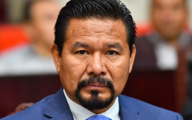 Diputados analizan desafuero del morenista Cipriano Charrez - Foto de Criterio Hidalgo