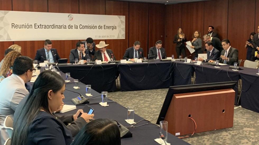 Senado avala en comisiones propuesta para consejeros de Pemex - senado avala a candidatos a consejeros en pemex