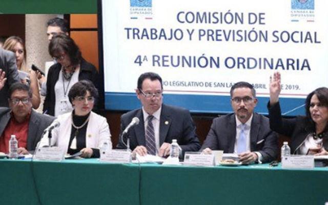 Aprueban en comisiones de la Cámara de Diputados la reforma laboral - Foto de @Mx_Diputados