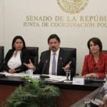 Comisiones del Senado avalan reforma laboral - comisiones Senado reforma