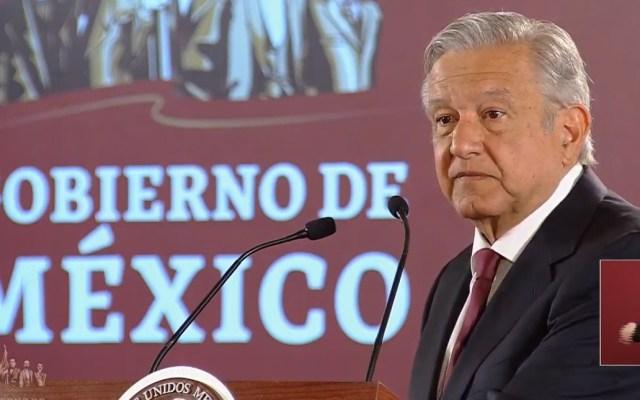 AMLO envía terna para Consejo de Pemex - Conferencia AMLO 8 de abril. Captura de pantalla
