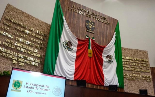 Congreso de Yucatán rechaza matrimonio igualitario - Foto de @CongresoYucatan