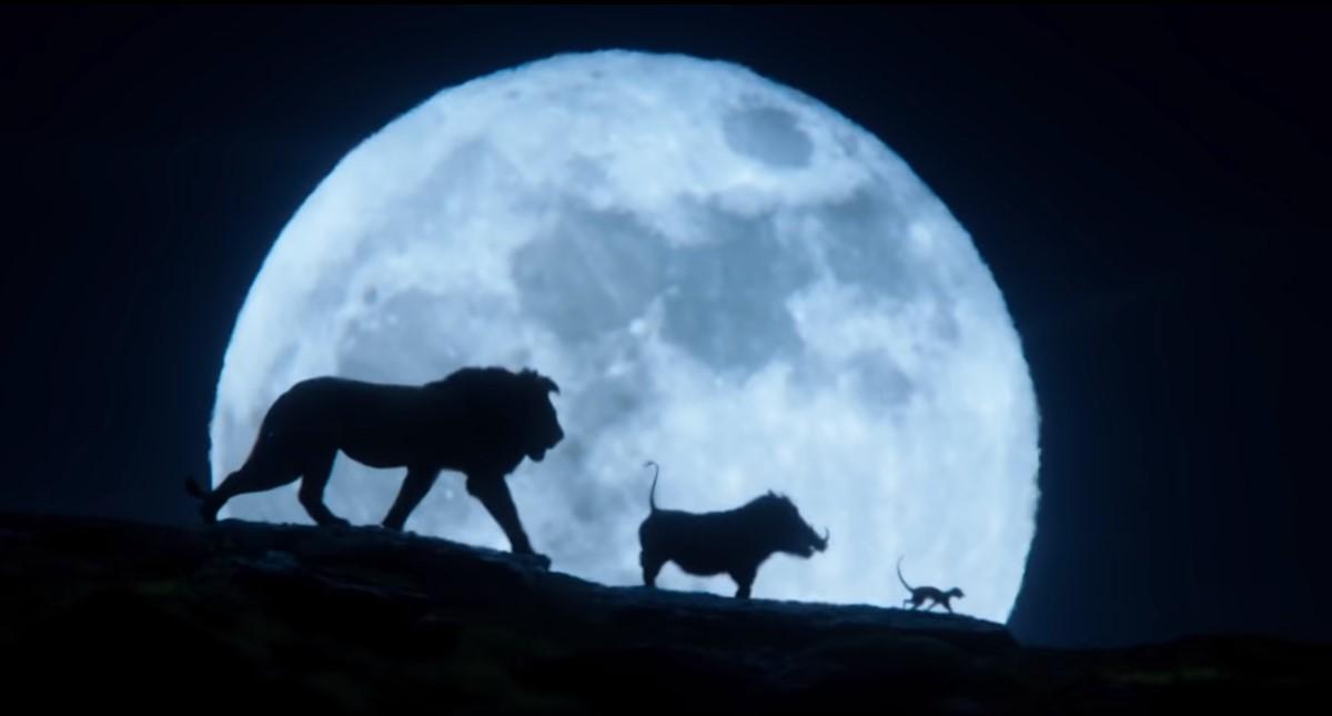 La nostalgia nos invade con el nuevo trailer de El Rey León