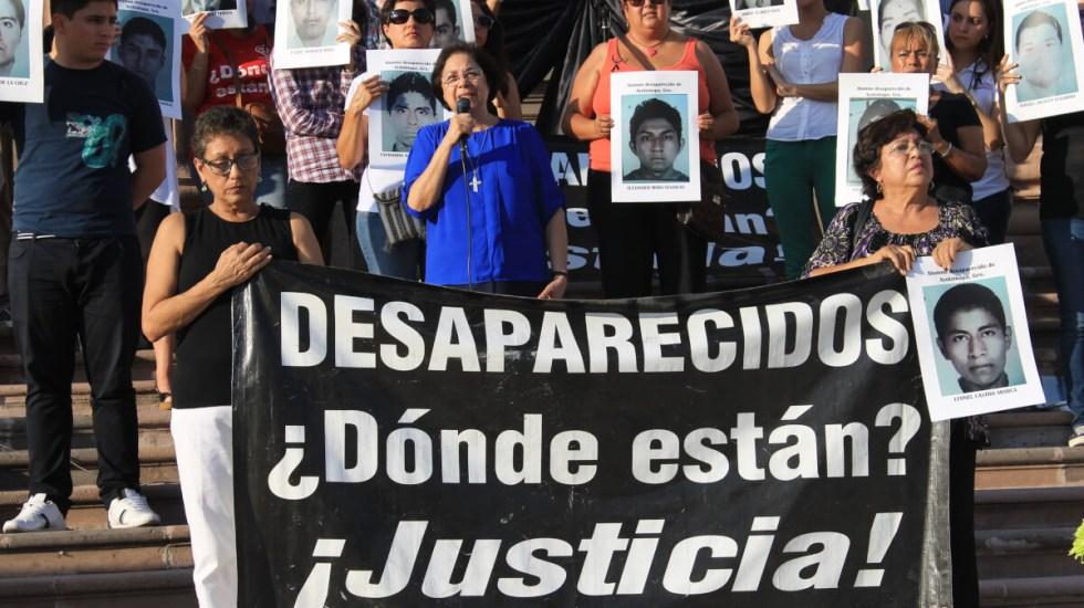 Hay más de 74 mil personas desaparecidas en México - desaparecidos méxico tamaulipas