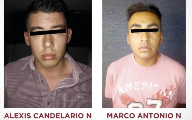 Detienen a presuntos asesinos de exmiembro del Estado Mayor Presidencial - Atizapán Sergio Armando Hernández Estado Mayor Presidencial