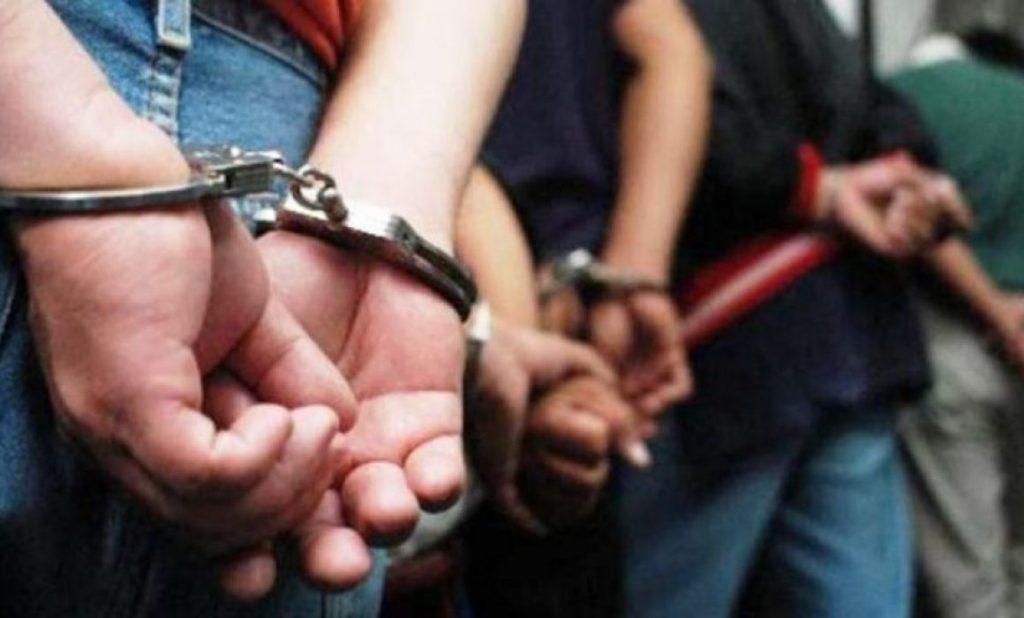 Detienen a cuatro mientras robaban departamentos en Benito Juárez - grupo robo departamentos Benito Juárez