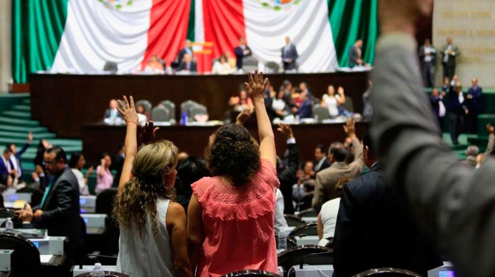 Diputados avalan en lo general, otra vez, la Reforma Educativa - diputados reforma educativa