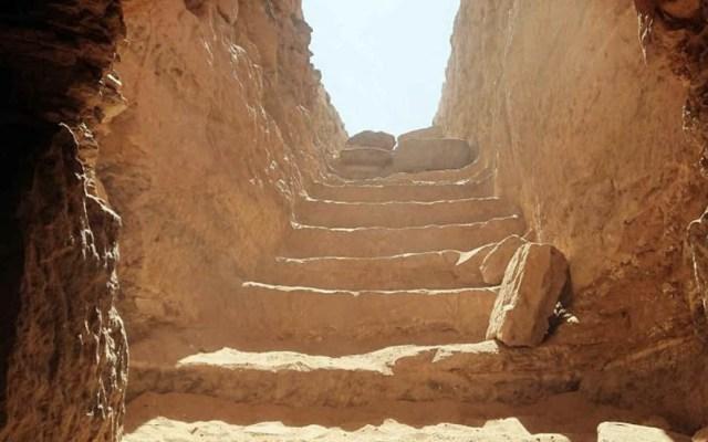 Arqueólogos descubren tumba con decenas de momias en Egipto - Egipto momias tumba