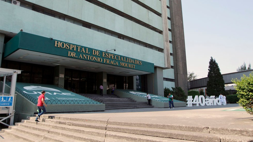 Hospital de Especialidades de La Raza cumple 40 años - Foto de IMSS