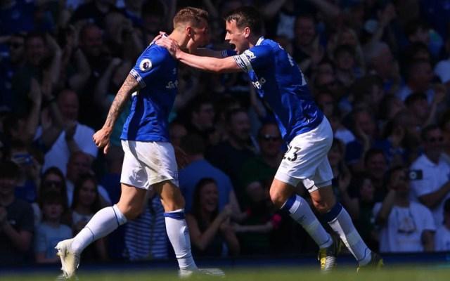 Everton humilla al Manchester United con goleada - Foto del Twitter de Everton