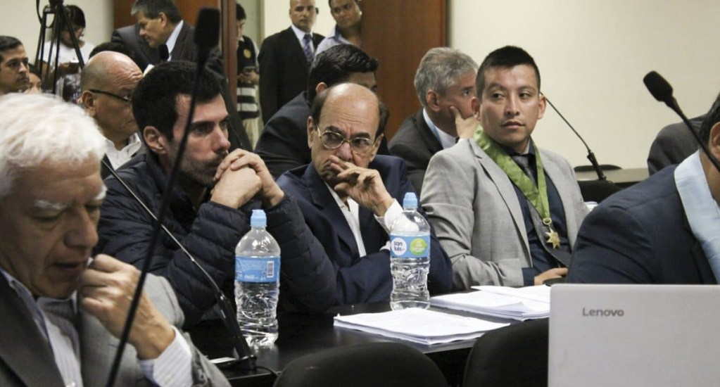 Exfuncionario de Perú confirma haber sido prestanombres de Alan García. Noticias en tiempo real