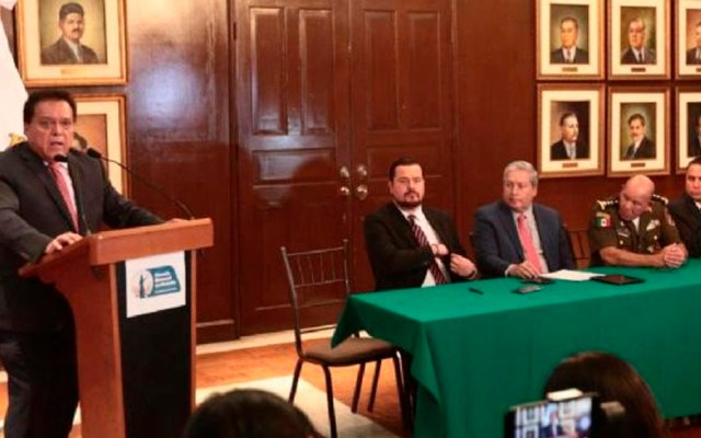 Identifican a seis delincuentes abatidos en enfrentamiento en Saltillo - fiscal Coahuila enfrentamiento en Saltillo