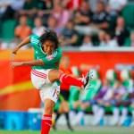 Nominan a Mónica Ocampo para el mejor gol en Mundiales femeninos - Mónica Ocampo