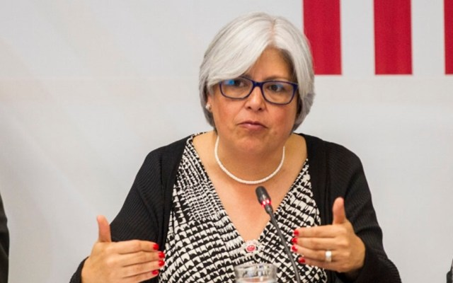 Reforma laboral un paso más en proceso de ratificación del T-MEC: SE - Graciela Márquez, titular de la Secretaría de Economía. Foto de Notimex