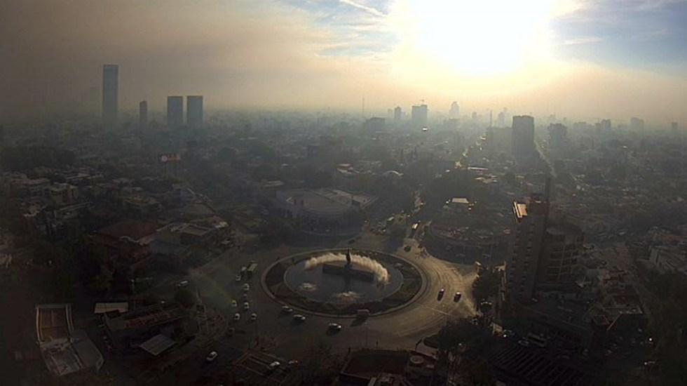 Desactivan emergencia y alerta atmosférica en Guadalajara - Foto de Webcams de México