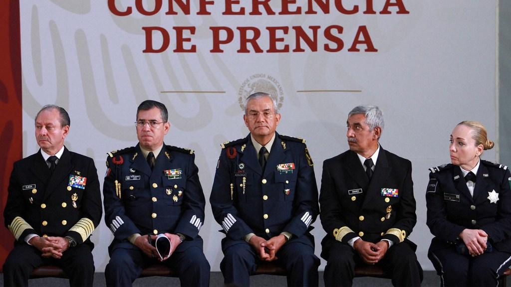 CNDH rechaza mando militar en Guardia Nacional - Foto de Notimex