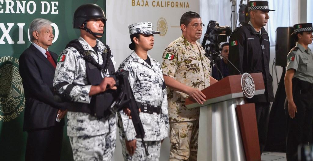 El jueves, mando de la Guardia Nacional: AMLO. Noticias en tiempo real