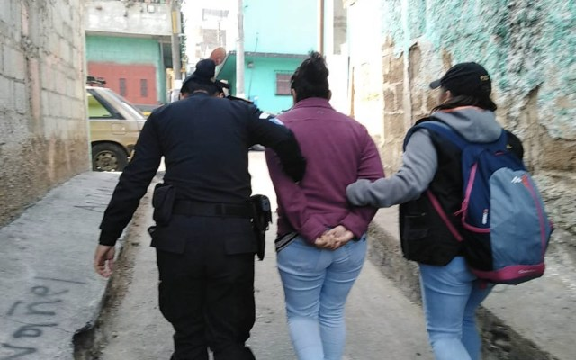 Suman 50 detenidos en operativo contra pandillas en Guatemala - Foto de @PNCdeGuatemala