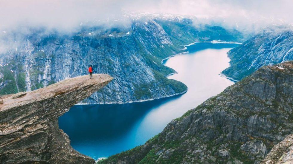 Los mejores lugares del mundo para el excursionismo - Foto: handluggageonly.co.uk