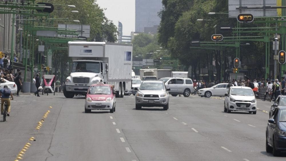 Regresa el Hoy No Circula al Valle de México. Estos son los automóviles que no circularán mañana - hoy no circula