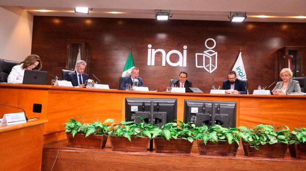 INAI ordena al DIF informar sobre reunificación de menores con familiares - Foto de @INAImexico