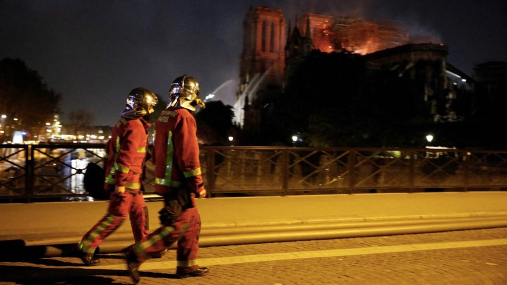 Relaciones Exteriores lamenta incendio en Catedral de Notre-Dame. Noticias en tiempo real