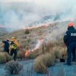 Controlan incendio en La Malinche, Tlaxcala - incendio controlado la malinche