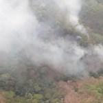 Continúan activos siete incendios en Los Chimalapas en Oaxaca - los chimalapas