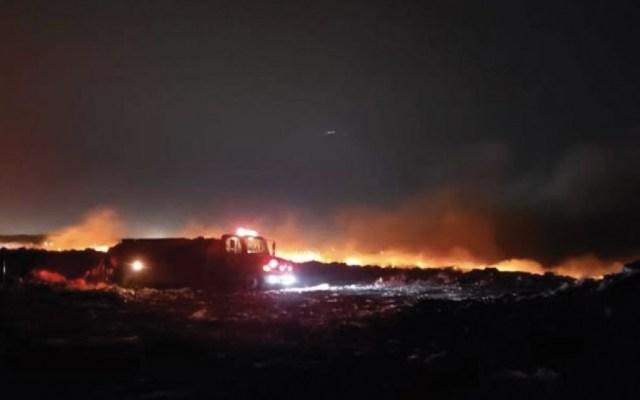 Muere bombero que combatía incendio en Veracruz - Foto de Quadratín