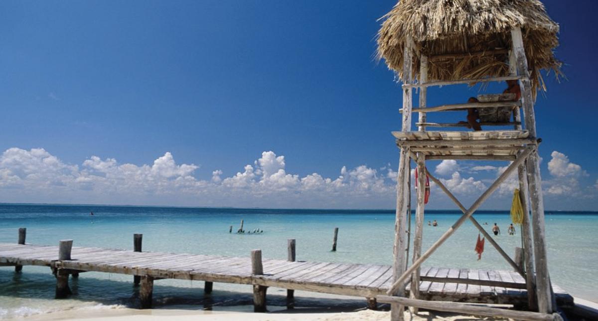playa isla mujeres