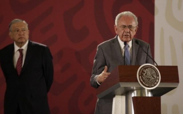 SCT acusa al GACM de omitir información de irregularidades en el NAIM - Jiménez Espriú NAIM