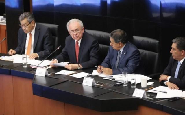 Cuestionan a Jiménez Espriú por respaldar a funcionario acusado de lavado y narco en EE.UU. - jiménez espriú