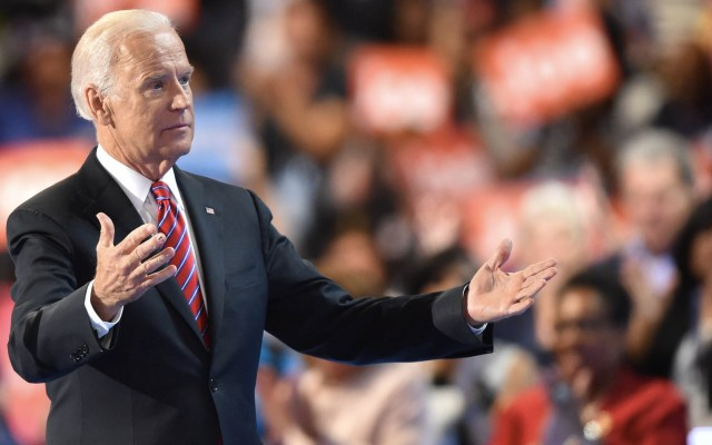 Joe Biden arranca en Pittsburgh carrera por la nominación demócrata - Joe Biden Estados Unidos
