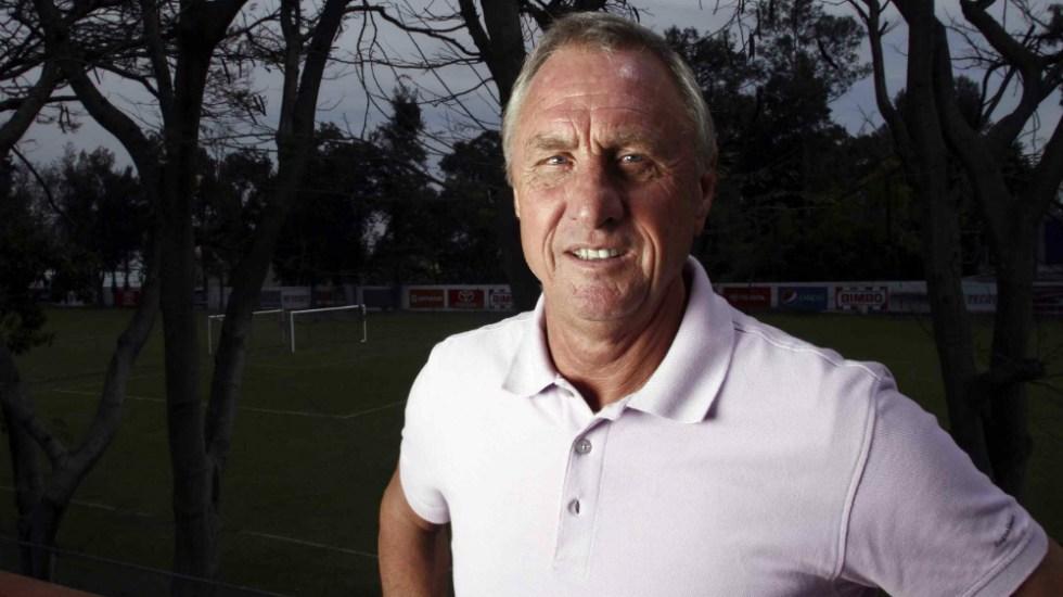 Hace 72 años nació una leyenda del futbol: Johan Cruyff - Johan Cruyff