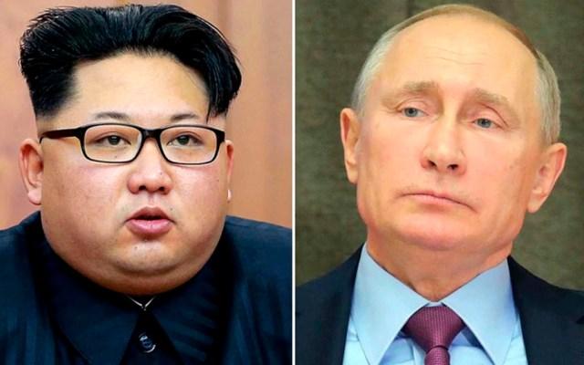 Jong-un se reunirá con Putin a finales de abril en Rusia - Foto Especial