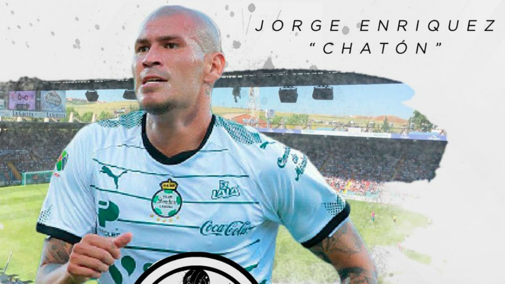 ¡Jorge 'Chatón' Enríquez tiene nuevo club en España!
