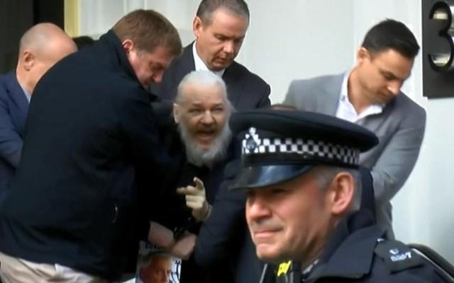 Fiscalía de Suecia ordena la detención de Julian Assange - Fiscalía de Suecia ordena la detención de Julian Assange