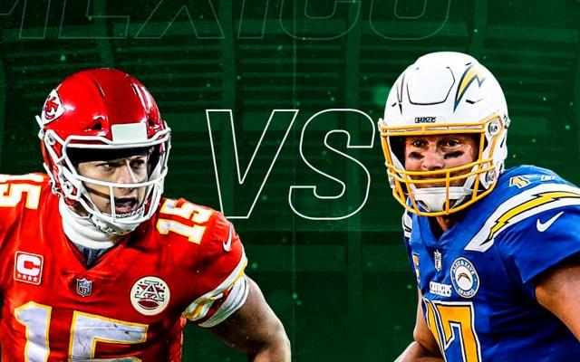 Partido de la NFL en México será el 18 de noviembre - Foto de @nflmx