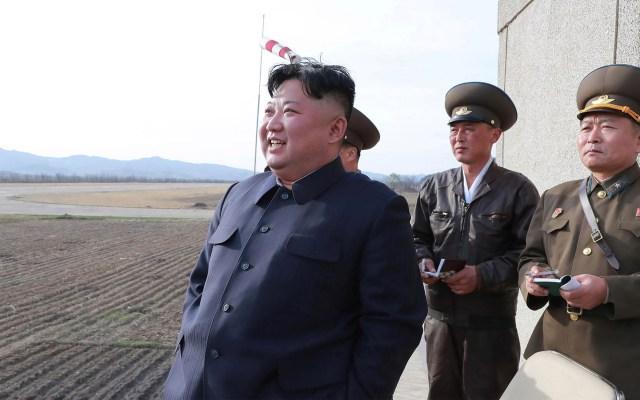 Kim Jong Un viaja a Rusia para reunirse con Putin - Foto de KCNA vía KNS/AFP