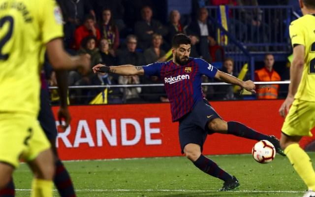 Demostramos que queremos ganar esta liga: Luis Suárez - Foto de ©GTRES