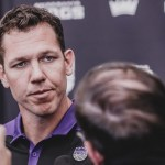 Exentrenador de los Lakers acusado de abuso sexual - Luke Walton. Foto de Sacramento Kings